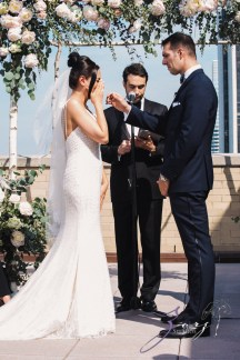 State of Mind: Leah + Joseph = Manhattan Rooftop Wedding (75)