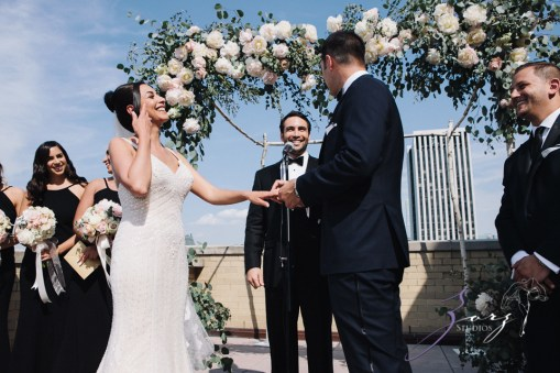 State of Mind: Leah + Joseph = Manhattan Rooftop Wedding (72)