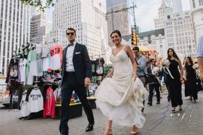State of Mind: Leah + Joseph = Manhattan Rooftop Wedding (65)