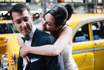 State of Mind: Leah + Joseph = Manhattan Rooftop Wedding (39)