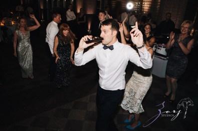 State of Mind: Leah + Joseph = Manhattan Rooftop Wedding (16)