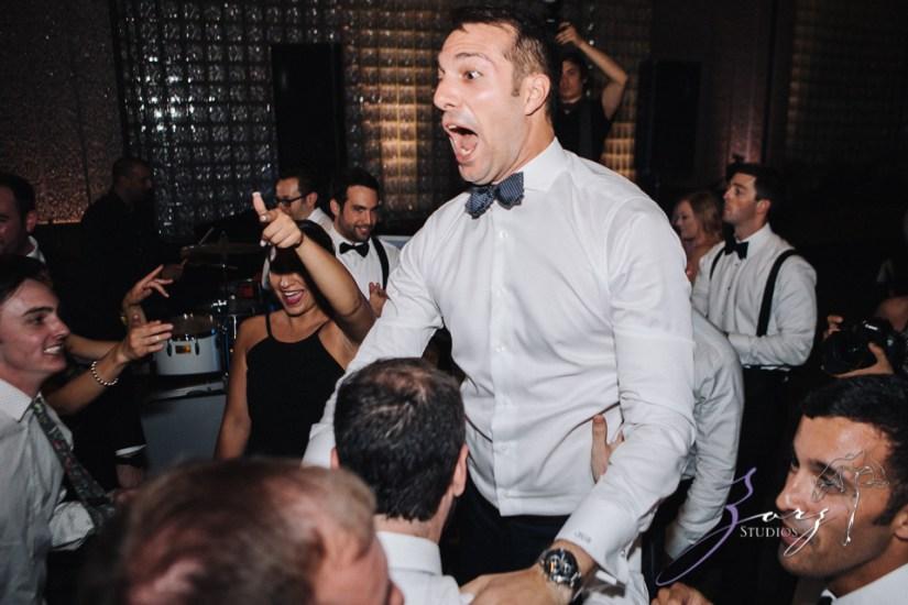 State of Mind: Leah + Joseph = Manhattan Rooftop Wedding (10)
