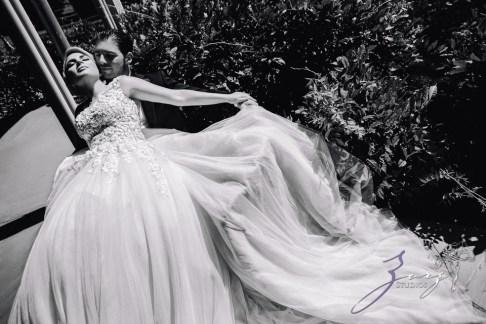 Shall We Dance? Esther + Bernie = Classy Wedding by Zorz Studios (62)