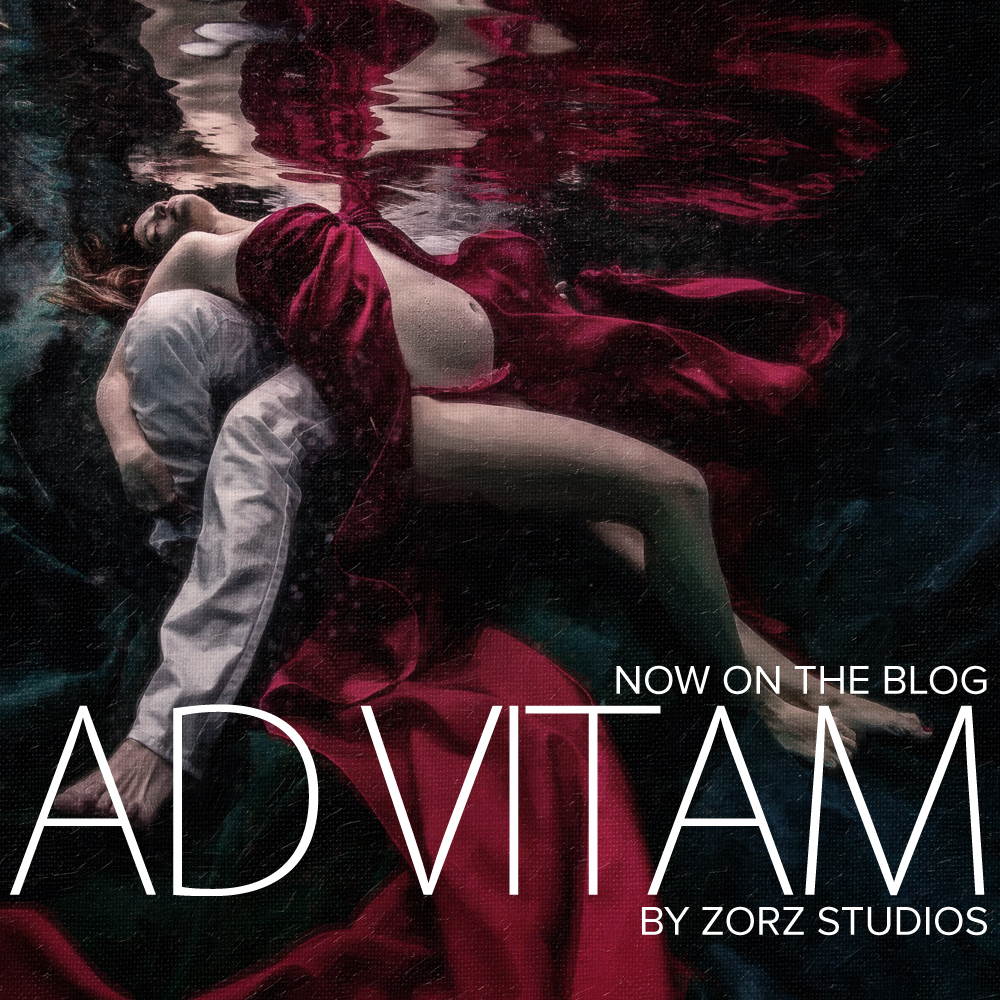 Ad Vitam: Underwater Maternity Session by Zorz Studios (17)