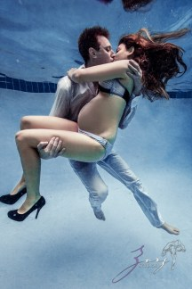 Ad Vitam: Underwater Maternity Session by Zorz Studios (1)