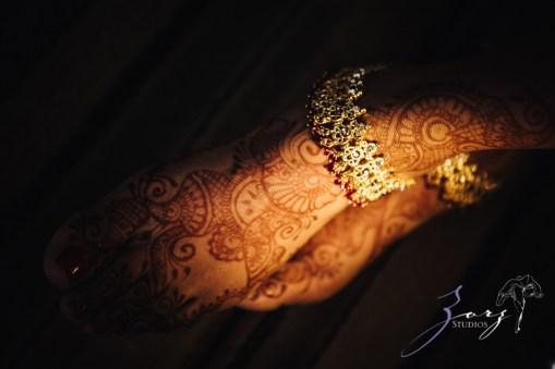 7th Circle: Manjula + Evan = Indian-Jewish Wedding by Zorz Studios (94)