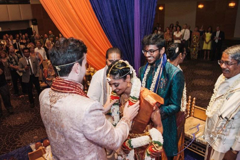7th Circle: Manjula + Evan = Indian-Jewish Wedding by Zorz Studios (70)