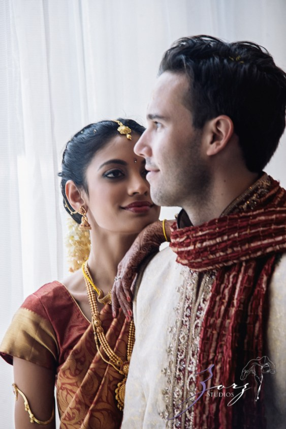7th Circle: Manjula + Evan = Indian-Jewish Wedding by Zorz Studios (56)