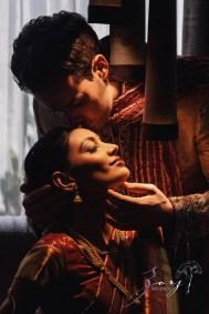 7th Circle: Manjula + Evan = Indian-Jewish Wedding by Zorz Studios (51)