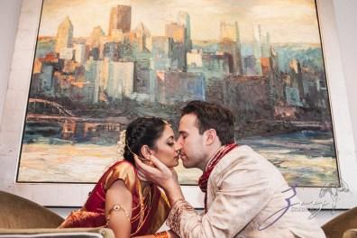 7th Circle: Manjula + Evan = Indian-Jewish Wedding by Zorz Studios (41)