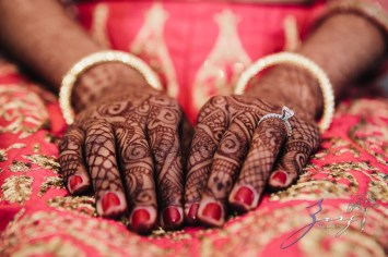 7th Circle: Manjula + Evan = Indian-Jewish Wedding by Zorz Studios (33)
