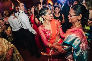 7th Circle: Manjula + Evan = Indian-Jewish Wedding by Zorz Studios (14)