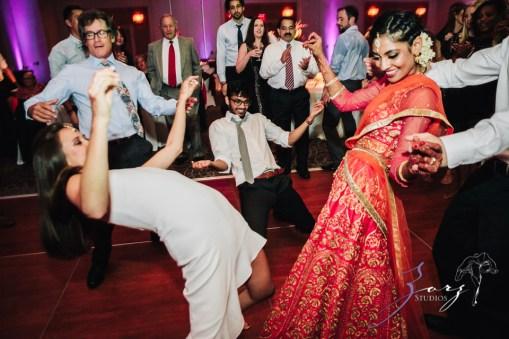 7th Circle: Manjula + Evan = Indian-Jewish Wedding by Zorz Studios (6)