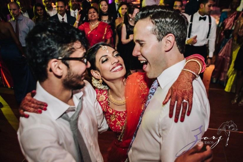 7th Circle: Manjula + Evan = Indian-Jewish Wedding by Zorz Studios (5)