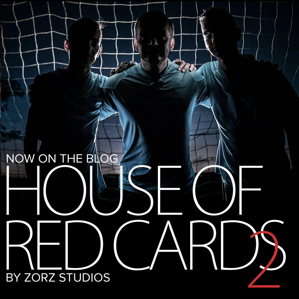 House of Red Cards: Tough Soccer Family Photoshoot by Zorz Studios (43)
