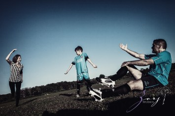 House of Red Cards: Tough Soccer Family Photoshoot by Zorz Studios (27)
