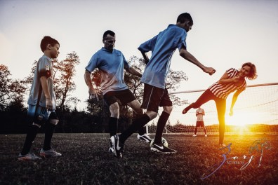 House of Red Cards: Tough Soccer Family Photoshoot by Zorz Studios (17)