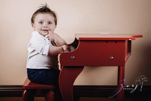 Puppy Jump 2: Mischievous Baby Photoshoot by Zorz Studios (19)