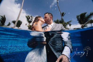Caught in Traffic: Olessa + Joe = Punta Cana Destination Wedding by Zorz Studios (15)
