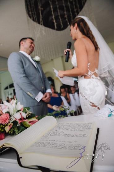 Caught in Traffic: Olessa + Joe = Punta Cana Destination Wedding by Zorz Studios (100)