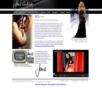 JaneWoolrich_WebpageHome