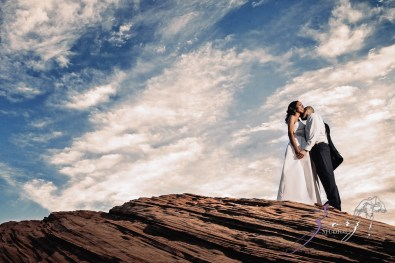 Canyon: Fashionable Engagement Session at Antelope Canyon by Zorz Studios (30)
