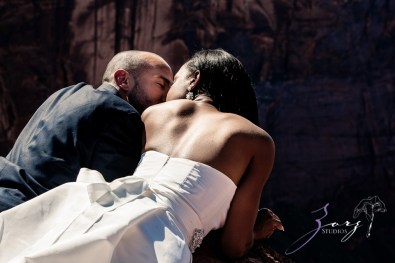 Canyon: Fashionable Engagement Session at Antelope Canyon by Zorz Studios (9)