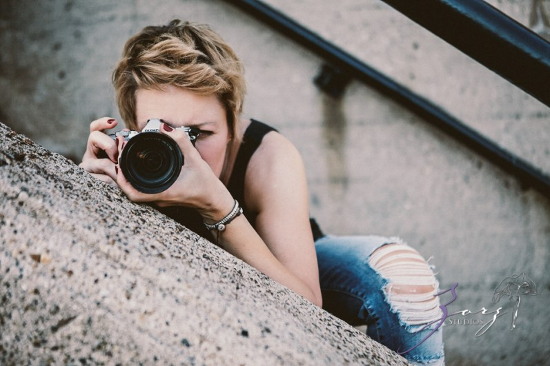 The Other Side of the Lens: When Photographer Shoots Photographer (6)