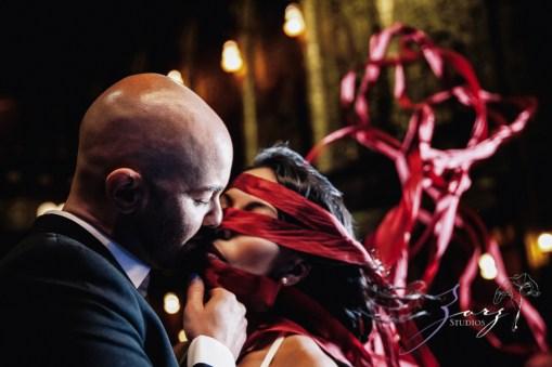 Phantom: Ana + Dana = Theatrical Engagement Session by Zorz Studios (9)