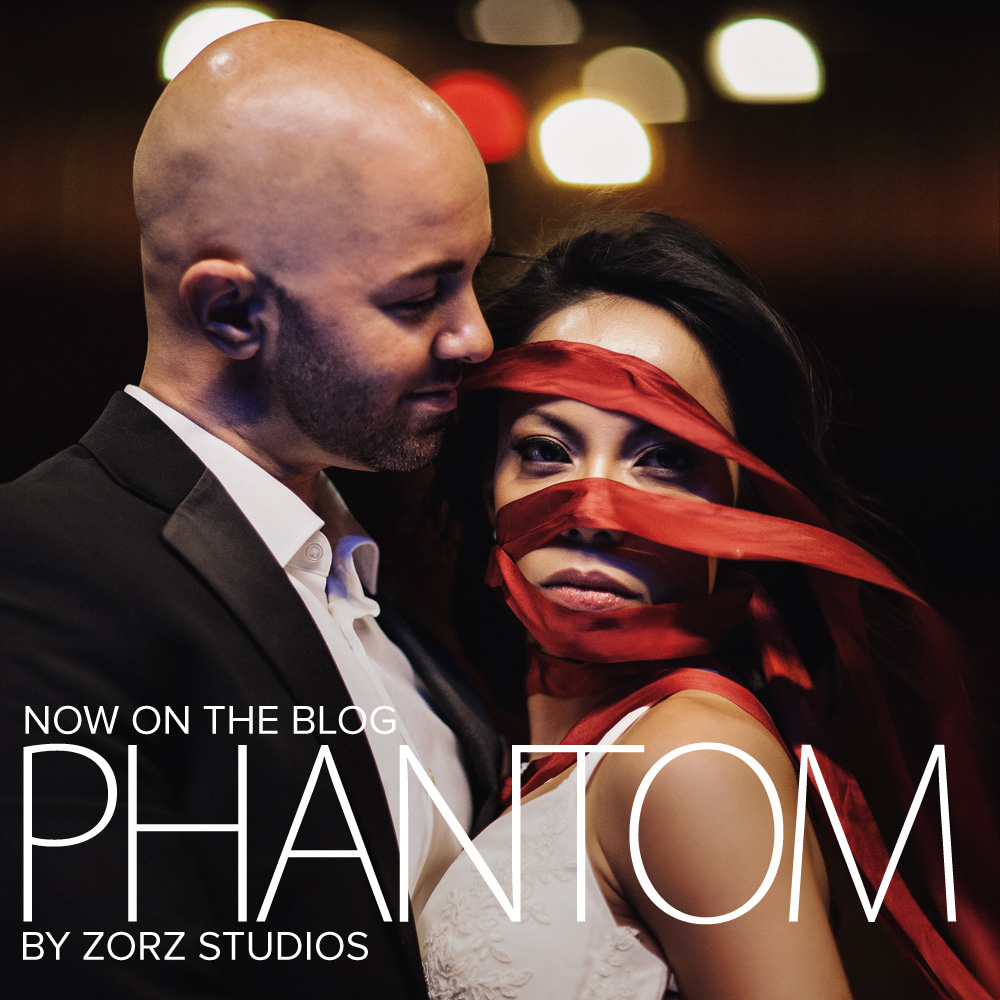 Phantom: Ana + Dana = Theatrical Engagement Session by Zorz Studios (1)