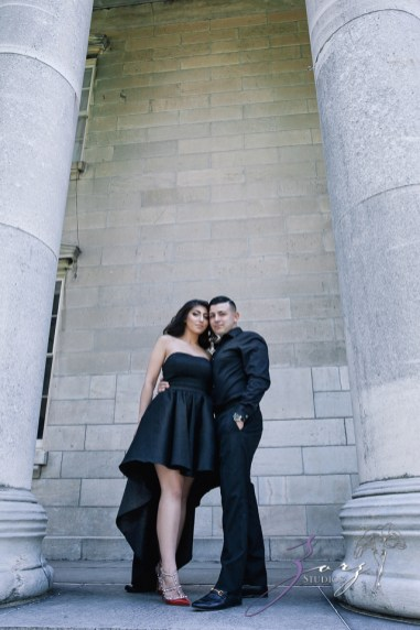 Follow Me: Stylish Engagement Session by Zorz Studios (15)
