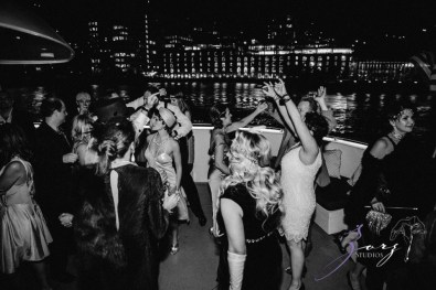 Gatsby at Sea: The Great Gatsby Theme Yacht Birthday Party by Zorz Studios (23)