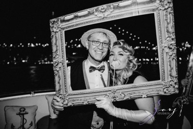 Gatsby at Sea: The Great Gatsby Theme Yacht Birthday Party by Zorz Studios (19)