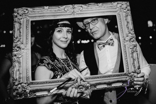 Gatsby at Sea: The Great Gatsby Theme Yacht Birthday Party by Zorz Studios (16)