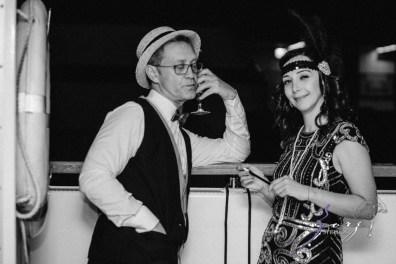 Gatsby at Sea: The Great Gatsby Theme Yacht Birthday Party by Zorz Studios (13)