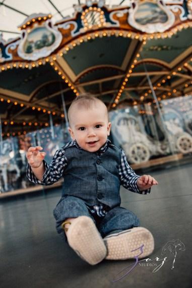 Cub: Outdoor Hilarious First Birthday Photoshoot by Zorz Studios (46)