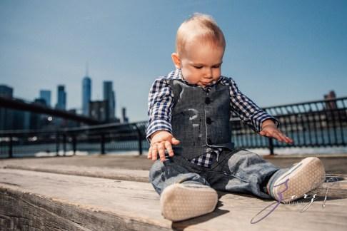Cub: Outdoor Hilarious First Birthday Photoshoot by Zorz Studios (42)