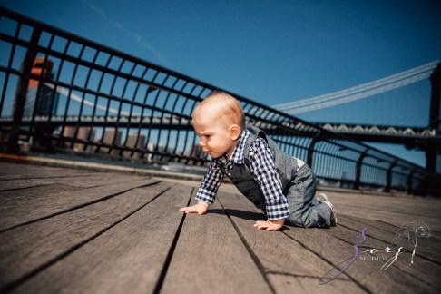 Cub: Outdoor Hilarious First Birthday Photoshoot by Zorz Studios (40)
