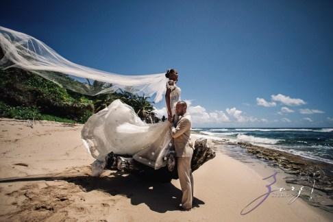 Bell Hunters: Stephanie + Josh = Dominican Republic Wedding by Zorz Studios (2)