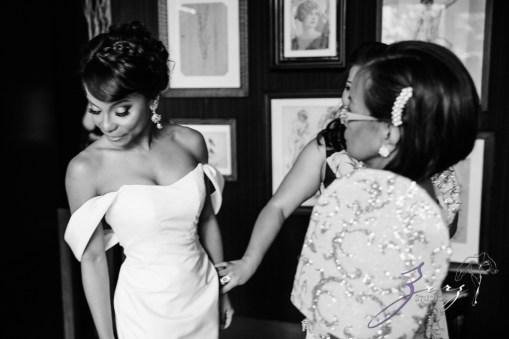 Bandana: Ana + Dana = Freaking Stylish Manhattan Wedding by Zorz Studios (101)