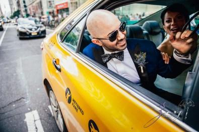 Bandana: Ana + Dana = Freaking Stylish Manhattan Wedding by Zorz Studios (80)