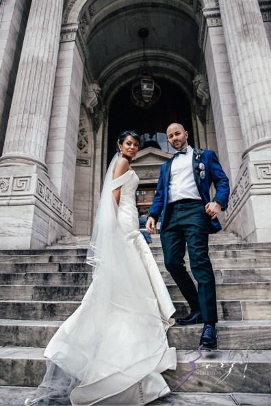 Bandana: Ana + Dana = Freaking Stylish Manhattan Wedding by Zorz Studios (66)