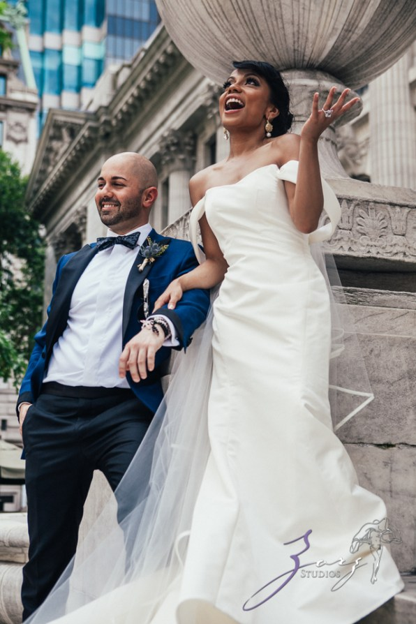 Bandana: Ana + Dana = Freaking Stylish Manhattan Wedding by Zorz Studios (64)