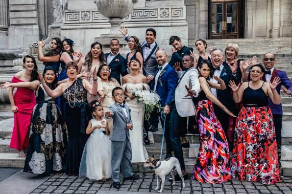 Bandana: Ana + Dana = Freaking Stylish Manhattan Wedding by Zorz Studios (55)