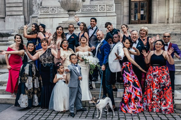 Bandana: Ana + Dana = Freaking Stylish Manhattan Wedding by Zorz Studios (55)