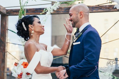 Bandana: Ana + Dana = Freaking Stylish Manhattan Wedding by Zorz Studios (44)