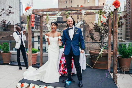 Bandana: Ana + Dana = Freaking Stylish Manhattan Wedding by Zorz Studios (40)