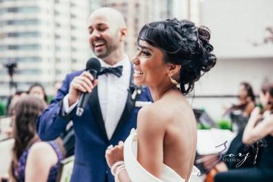 Bandana: Ana + Dana = Freaking Stylish Manhattan Wedding by Zorz Studios (38)