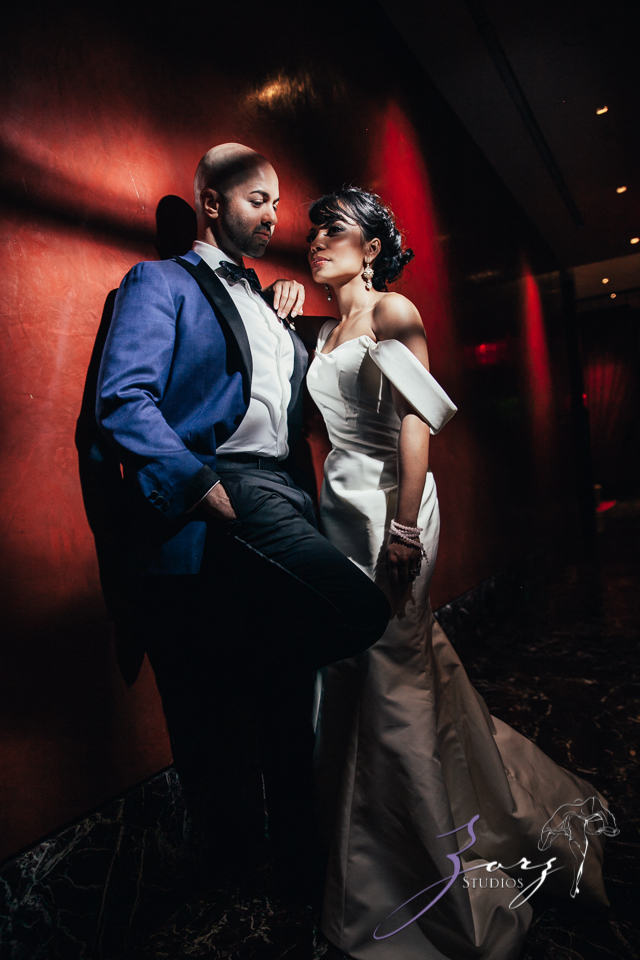 Bandana: Ana + Dana = Freaking Stylish Manhattan Wedding by Zorz Studios (17)