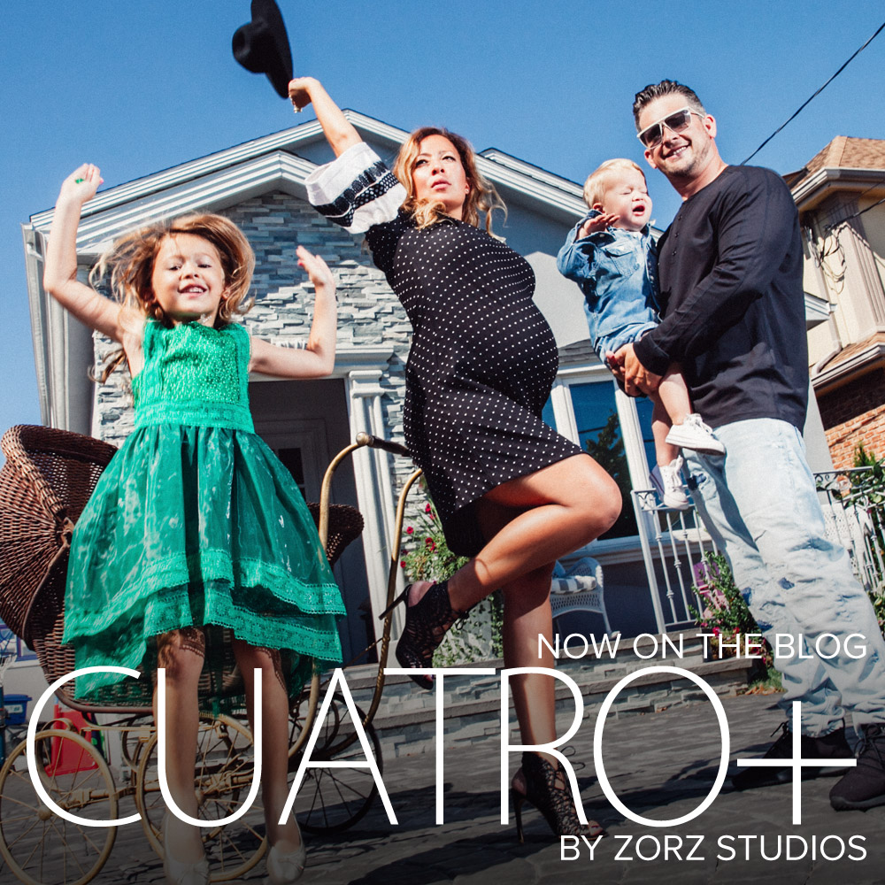 Cuatro+: Whimsical Family Maternity Session by Zorz Studios (1)